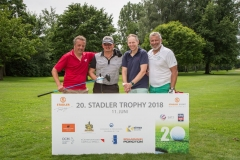 20. Stadler Golf Trophy 2018, Golf, 11.06.2018