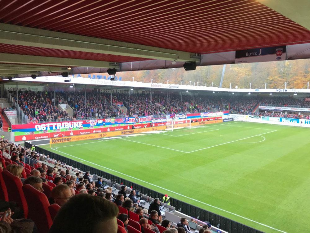 Fc Heidenheim Stadion
